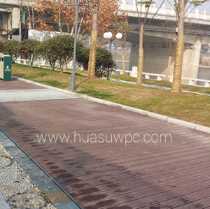 Top Quality wpc artificial wood deck