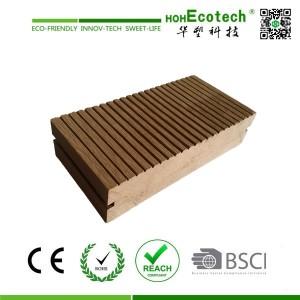 wpc Deckingfußboden-Zusammensetzungfußboden