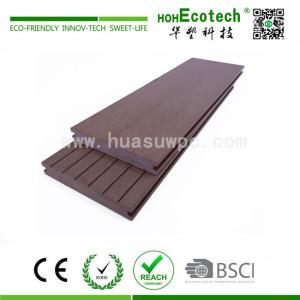Outdoor high UV resistant wooden composite decking