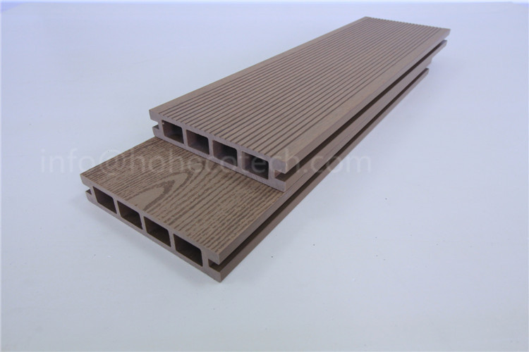 Discount outdoor wooden composite decking material china for Cheap decking material