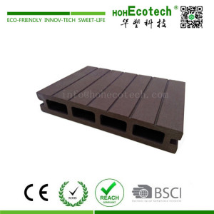 High quality cheap wpc composite deck floor 146H25