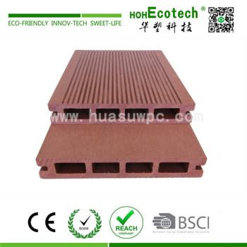Drewniany boso materiał drewniany z tworzywa sztucznego