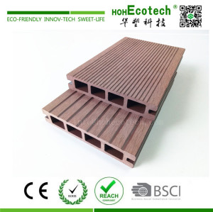 Anti-termite outdoor wooden composite decking
