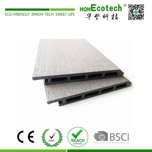 Weatherproof exterior wpc composite wall coating