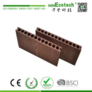 HOHEcotech external composite deck flooring