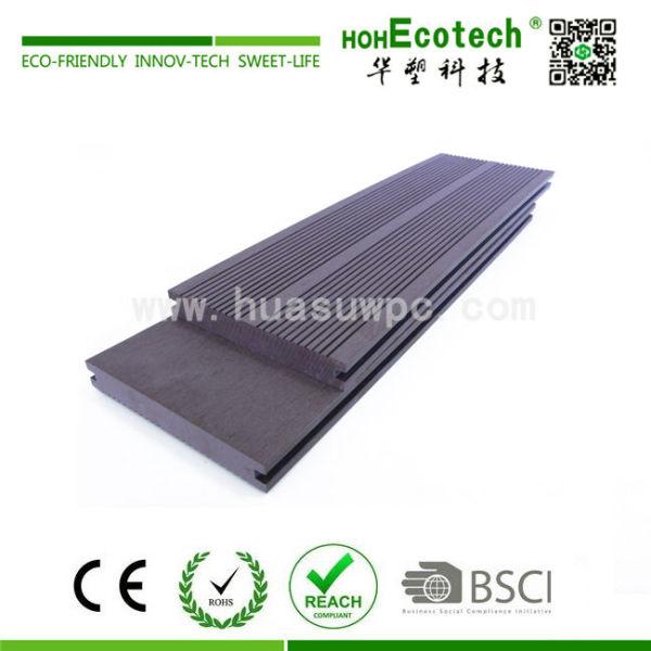 Hot sale wood plastic composite marina decking