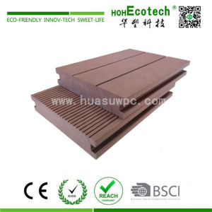High bearing capacity durable wooden composite floor deck