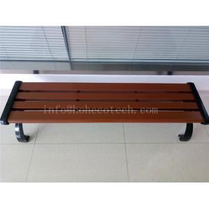 Home garden decorative wooden composite bench/chair
