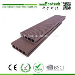 Cheap anti termite wood plastic composite deck floor