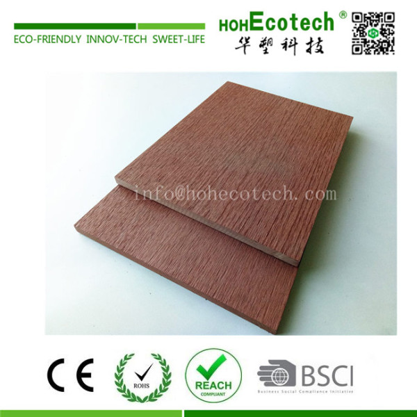 Outdoor eco-friendly wpc composite stair covering board