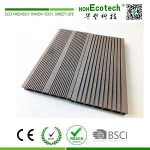 2018 new design cheap price wpc composite hollow decking