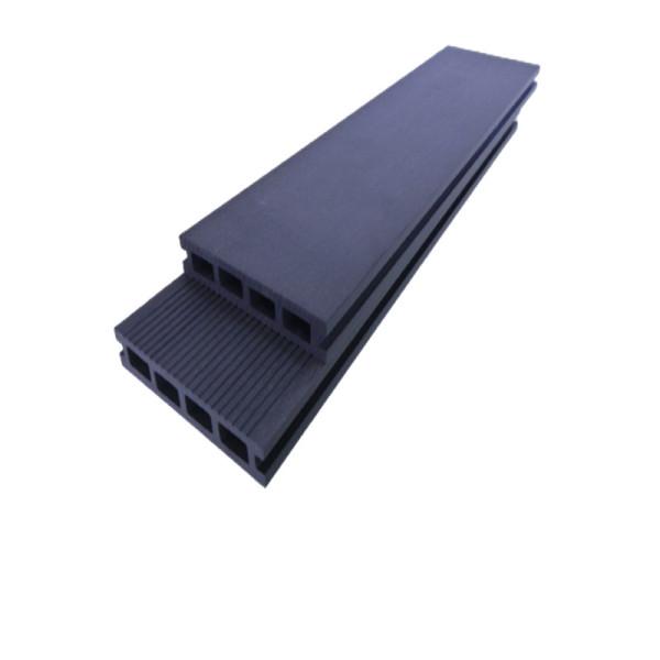 Platelage Wpc   Terrasse en composite creux et solide de 120 mm de largeur   Bois Plastique Composite