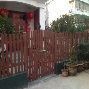 Factory Price wood plastic composite Manufacturer outdoor garden railing