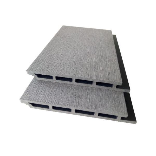Waterproof UV-resistant wpc Wall Panel Outdoor Decoration Exterior composite wpc wall Cladding