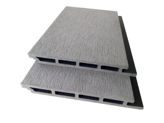 Wasserdichtes UV-beständiges WPC-Wandpaneel Außendekoration WPC-Außenwandverkleidung aus Verbundwerkstoff