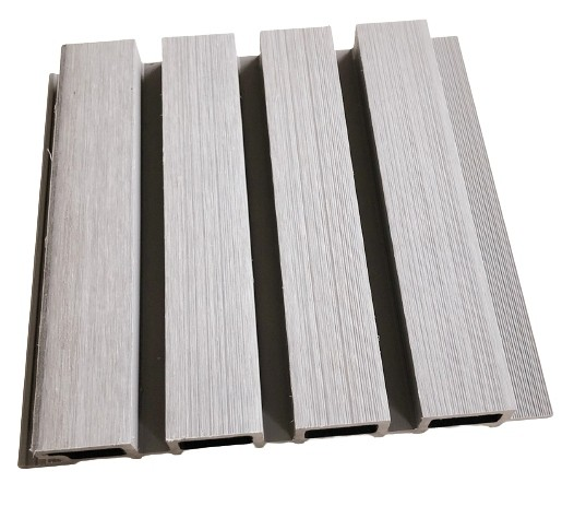 Environmental Friendly Co-extrusion Castellation Cladding for Indoor and Outdoor