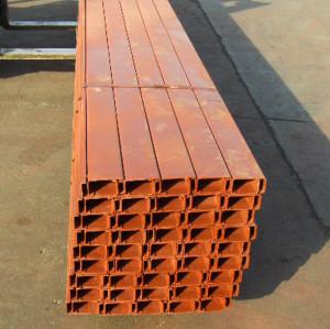 Perfil de acero C