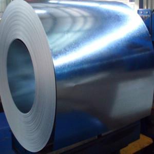 Rollos de acero recubierto de zinc