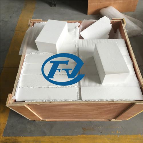 1800C Refractory Alumina Fiber Board For Muffle Furnace