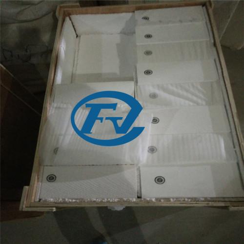 Polycrystalline 1800C Alumina Fiber Board