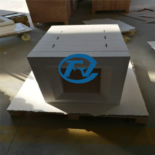 1700C muffle furnace box/chamber/hearth
