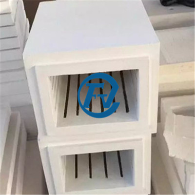 high temperature box type electric resistance furnace chamber/hearth