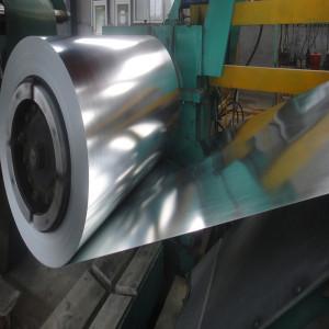 Rollos de acero galvanizado