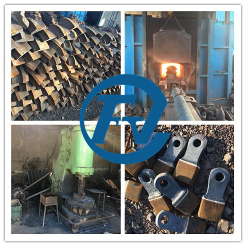 high manganese steel hammer head