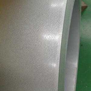 bobina de acero revestida de la aleación de zinc de aluminio
