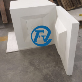 Al2O3 alumina fiber chamber for High temperature box type experimental furnace