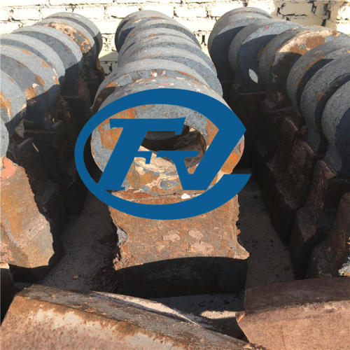 high wear resistance chrome iron casting crusher hammer head