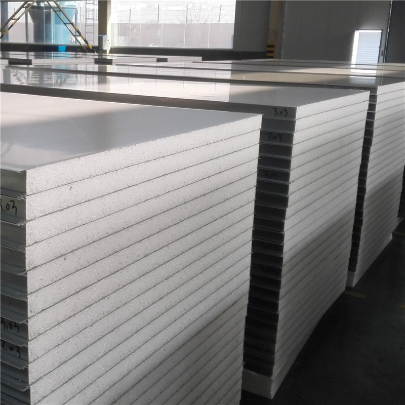 EPS sandwich panels for roof and wall