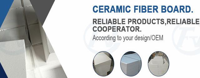 Magnet, Ceramic fiber board, Furnace chamber