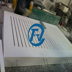 ceramic fiber heating plate