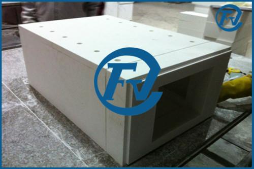 1600C ceramic fiber furnace chamber