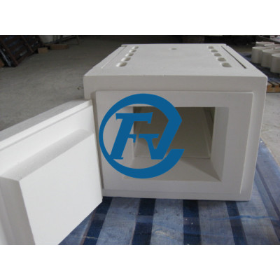 ceramic fiber furnace chamber