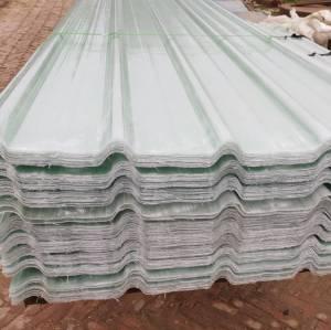 FRP fiberglass reinforced polyester roofing sheet