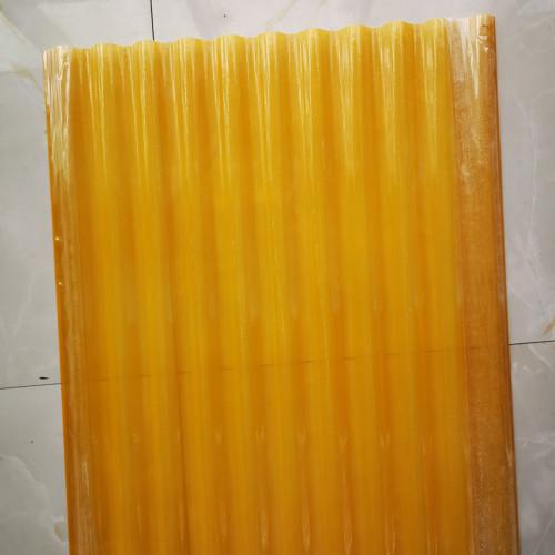 factory price FRP fiberglass roofing plastic sheet