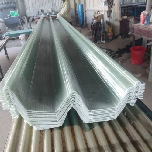 high quality fiberglass reinforced FRP plastic corrugated roofing board