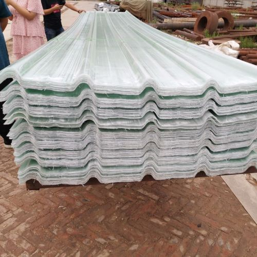 1.4mm thick FRP fiberglass reinforced plastic roofing sheet