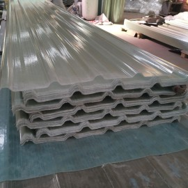 high quality fiberglass reinforced FRP plastic corrugated roofing sheet