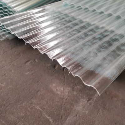 0.4-3.0mm thick FRP fiberglass translucent roofing sheet