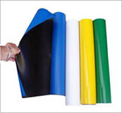FLEXIBLE RUBBER MAGNETS SHEETING