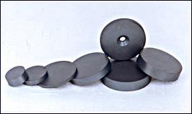 Anisotropic, Strontium ferrite magnet