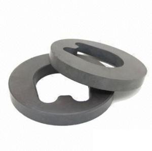 Peculiar shape magnet