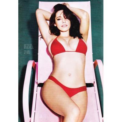 2012 Fashion Color Hot Sale Red Color Bikini Set/Swimsuit