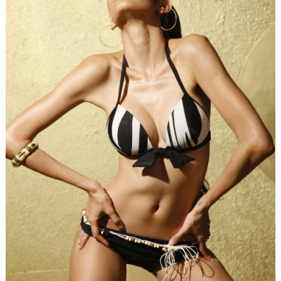 Best Quality beachwear, fashion bikini set with lining, best after-sale service