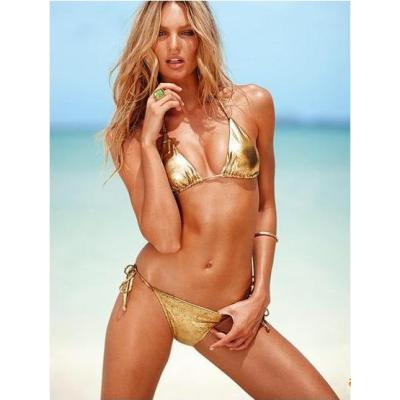 Fashion and Popular Bikini swimwear with adjustable strap for bust and waistline fast shipping