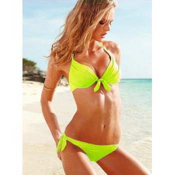 Fashion Bikini Beachwear for sexy women with bra pads inside