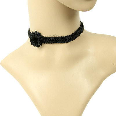 2012 new design lace collar necklace for elegant ladies